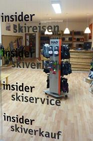 Insider Skiverleih