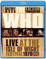 ザ・フー『ワイト島のザ・フー 1970』