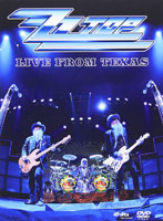 ZZ TOP『ライヴ・フロム・テキサス』