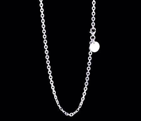 Collana argento e pendente