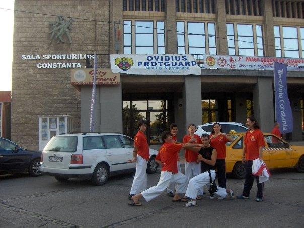 Campeonato Europeo en Rumania
