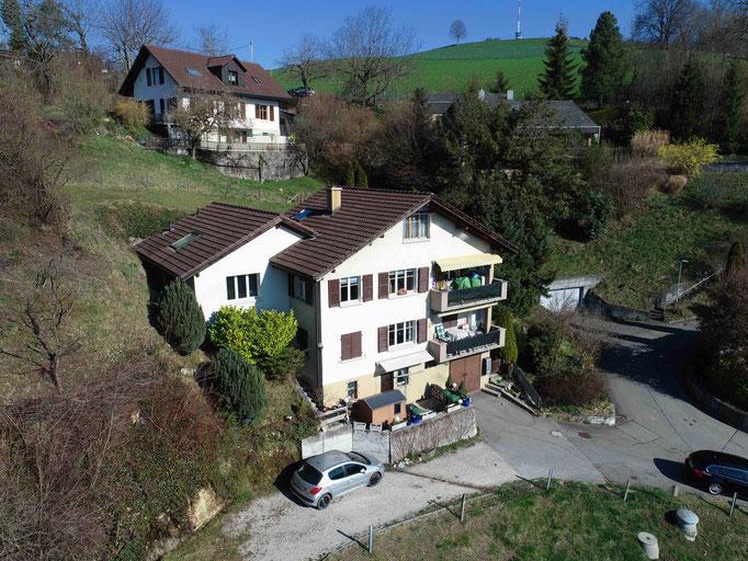 Mehrfamilienhaus in Stettlen