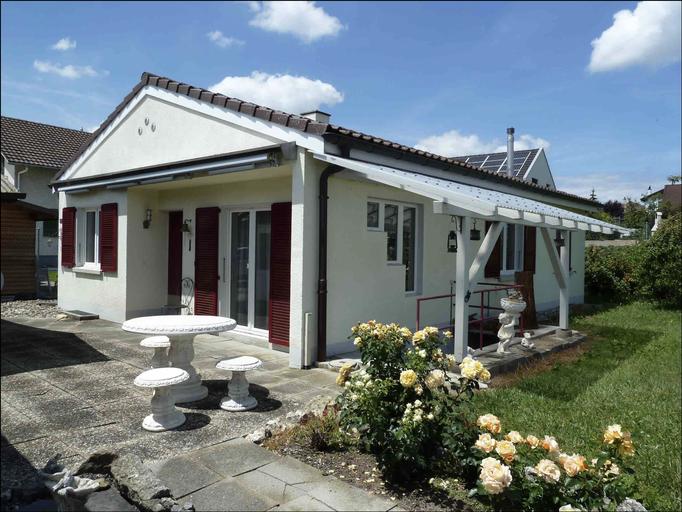Einfamilienhaus in Gempenach