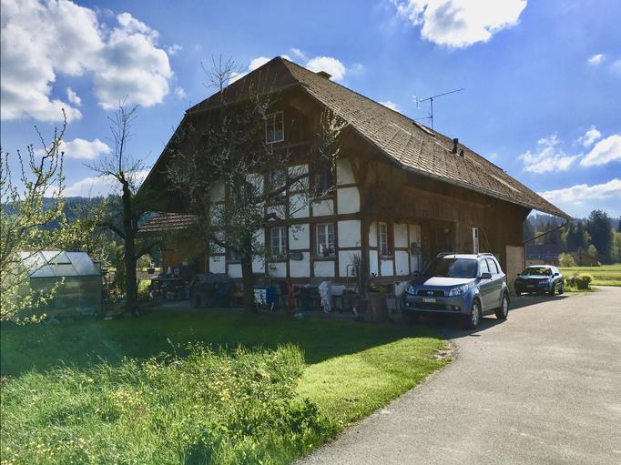 Bauernhaus im Emmental