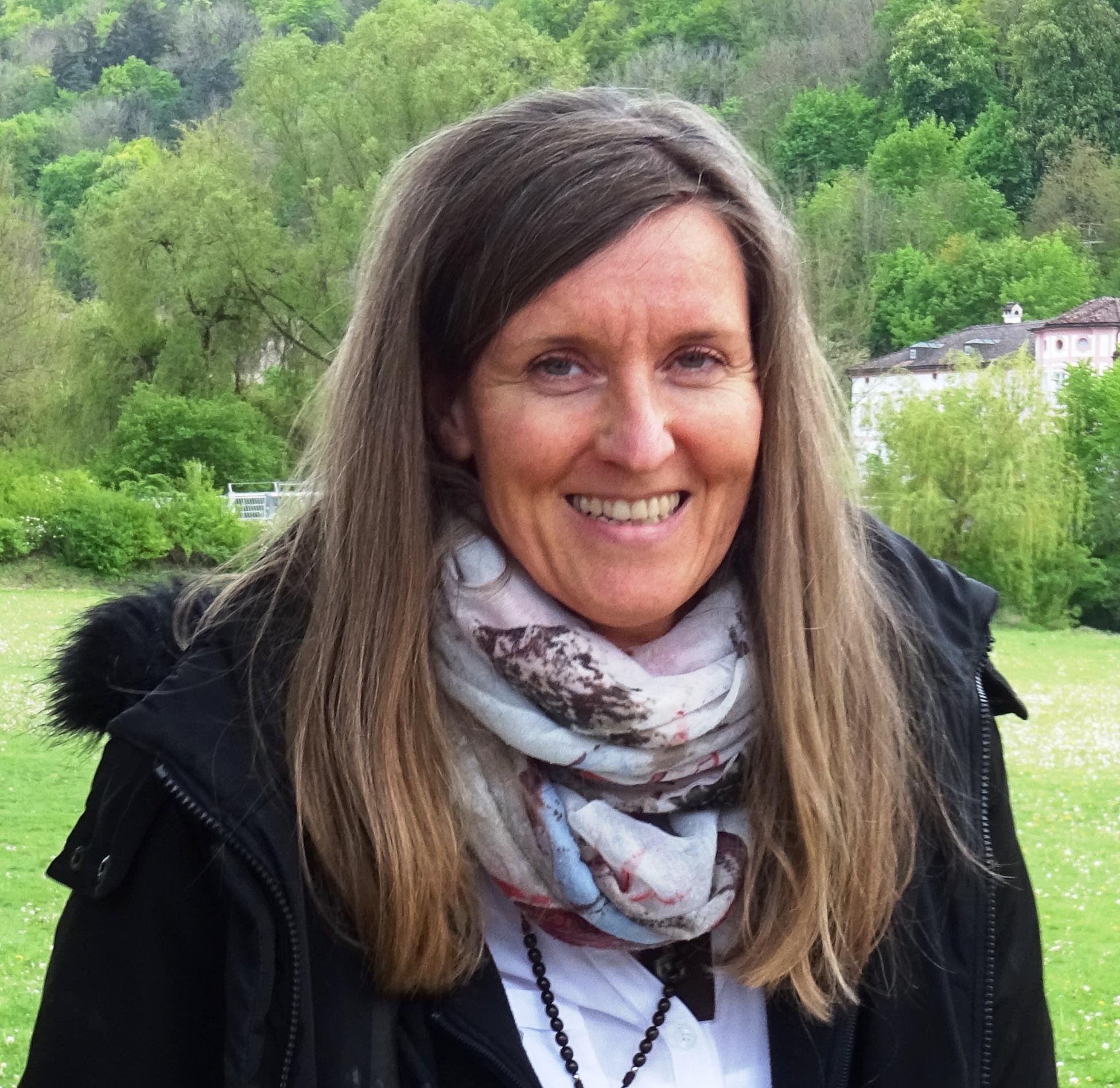Marion Böhm <br> 3. Beisitzerin