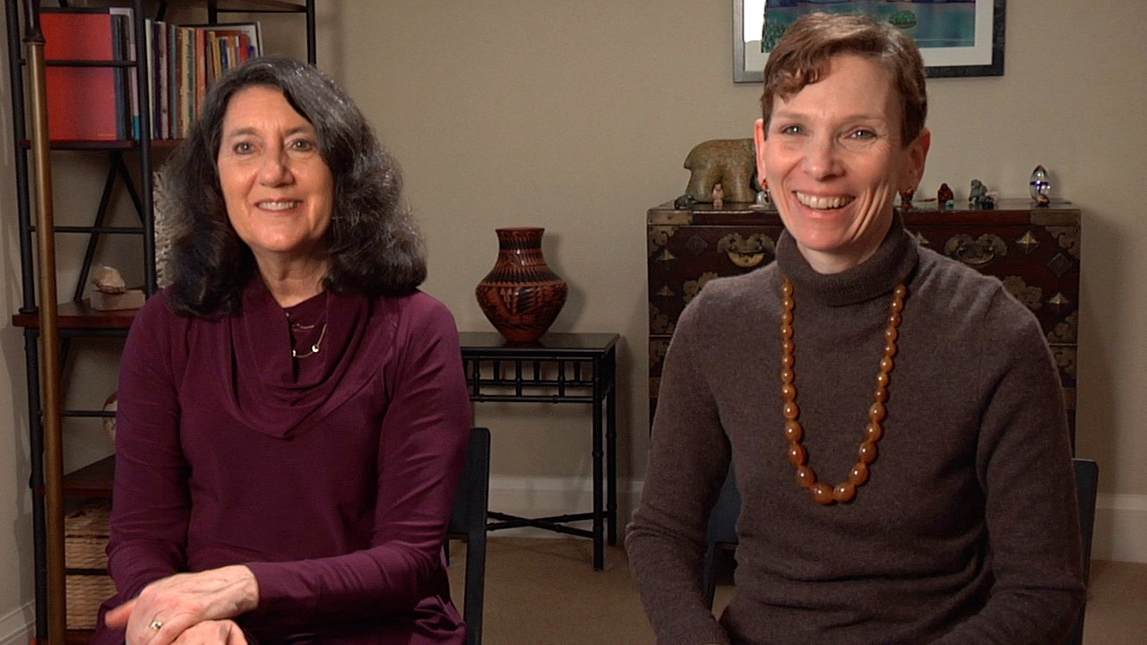 Diane Ehrensaft, Ph.D. and Madeline Feingold, Ph.D. ©2014 First Pictures. All rights reserved.