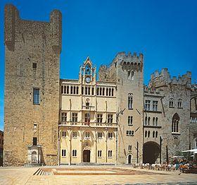Ancien Palais des Archevêques - Narbonne