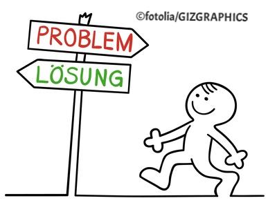 weg vom Problem - hin zur Lösung