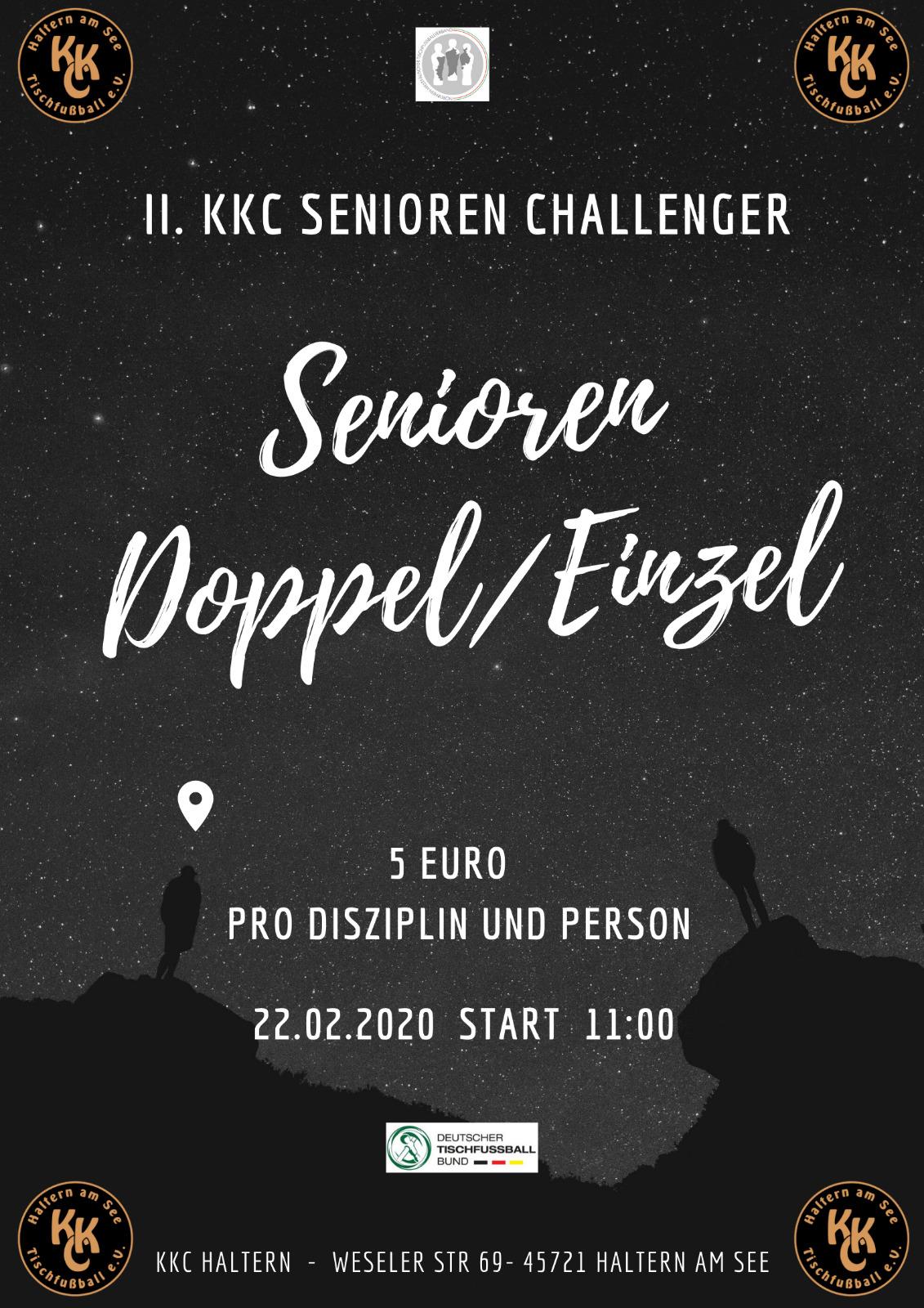 II. KKC Senioren Challenger
