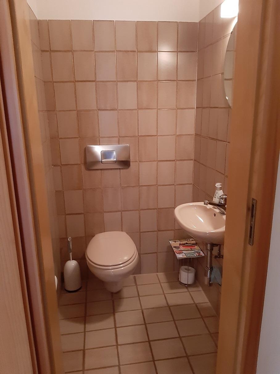 Gäste-WC 2 vorher