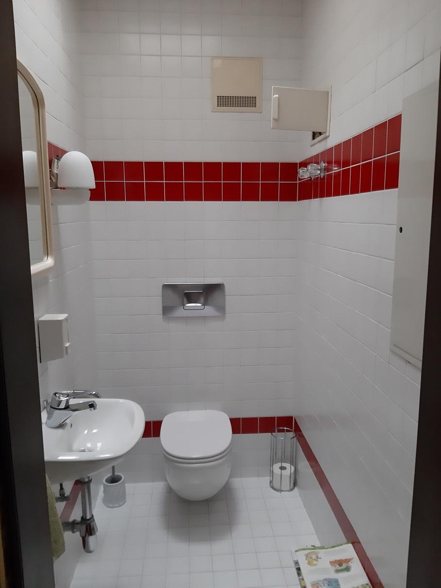 Gäste-WC 1 vorher