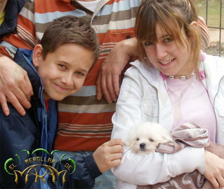 Iker (fotografía enviada por Hubert, Ana, Rebeca y Adrian)