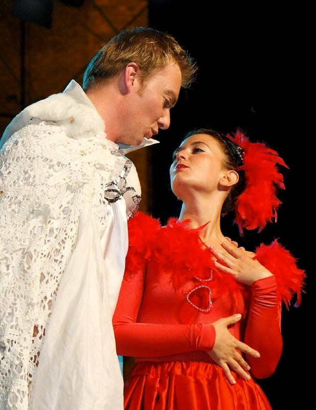 """Cupid"", King Arthur'09 - pictures by stichting Personare"