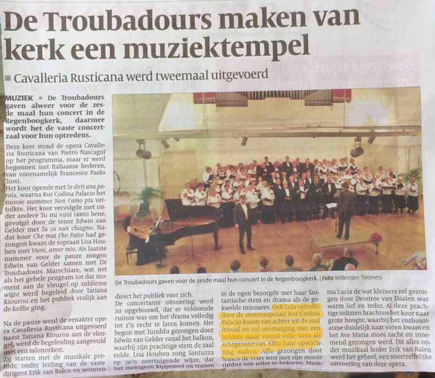 Leidsche Courant 27/05/2016