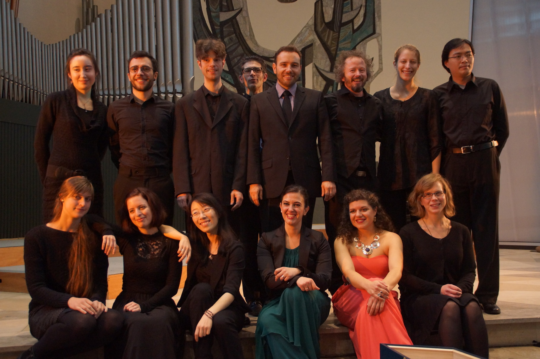 Ottone'15 - Concerto Valiante - photo by Judith van der Laan