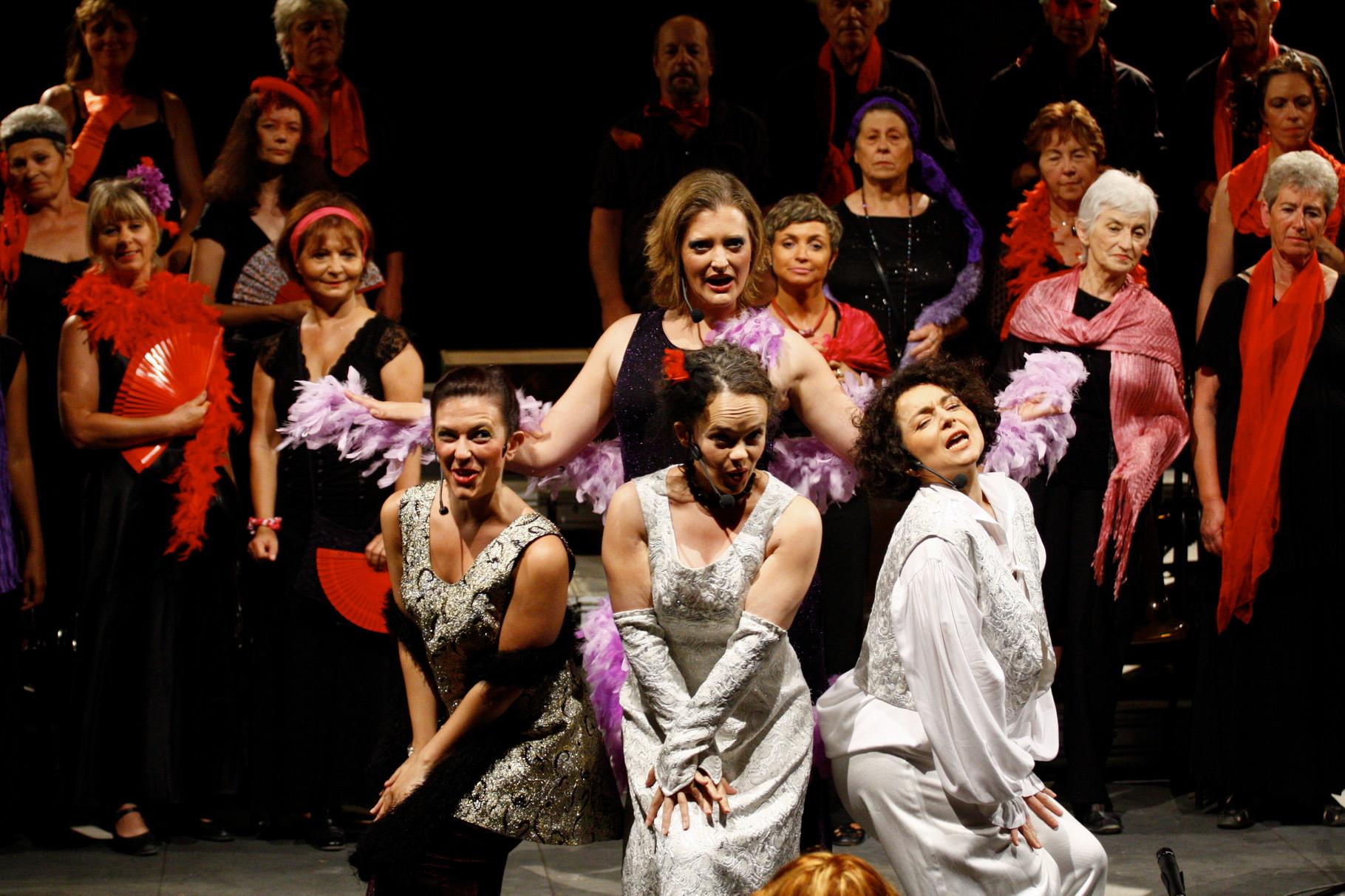 """""""Diana"""", Orphée & Orphée / Opera Mosset'09 France by George"""