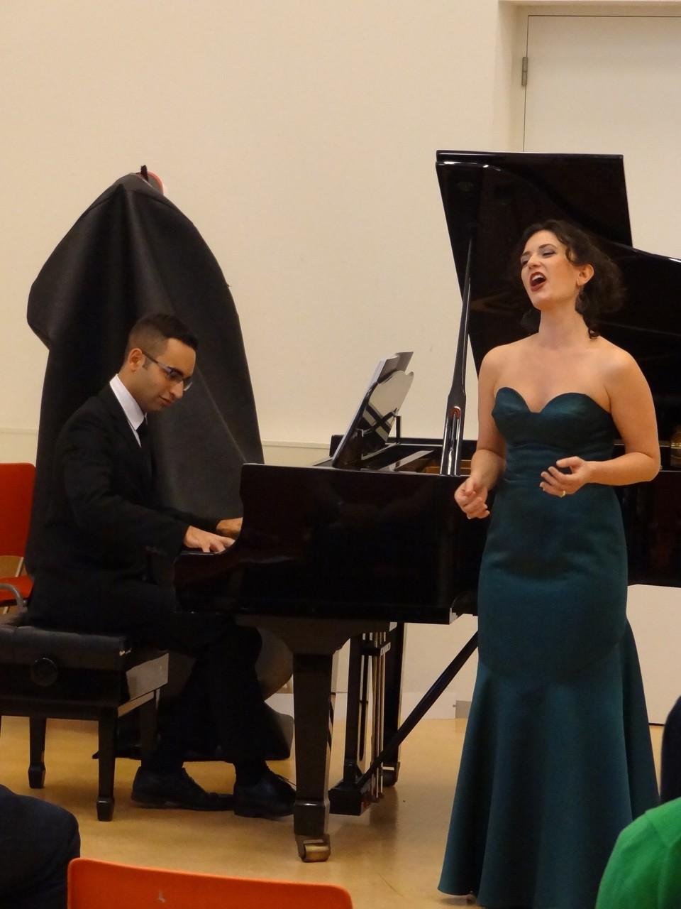 Duo Vert Obscur - EPO private concert