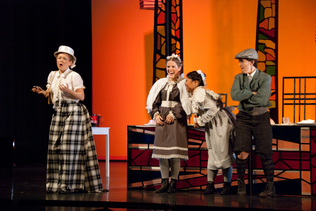 """Harry"", DNOA Albert Herring'10 - photos  by Mylene Siegers"