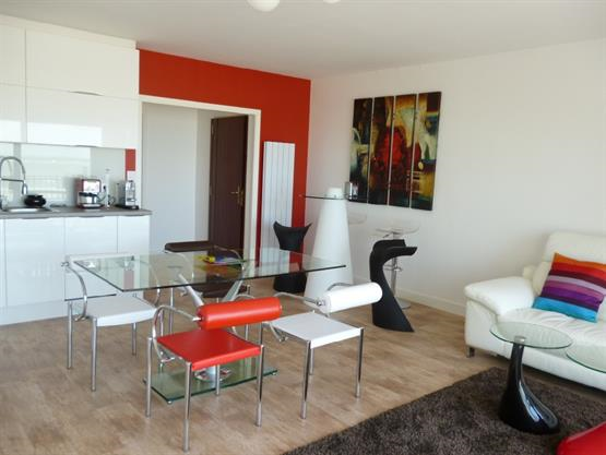 Aménagement pour location saisonnière, Airbnb, Ma Jolie Maison, Reims