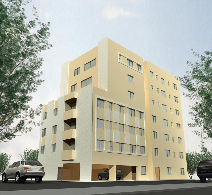 Mr J. Ramahi Studios Building - Jabal Amman Jordan