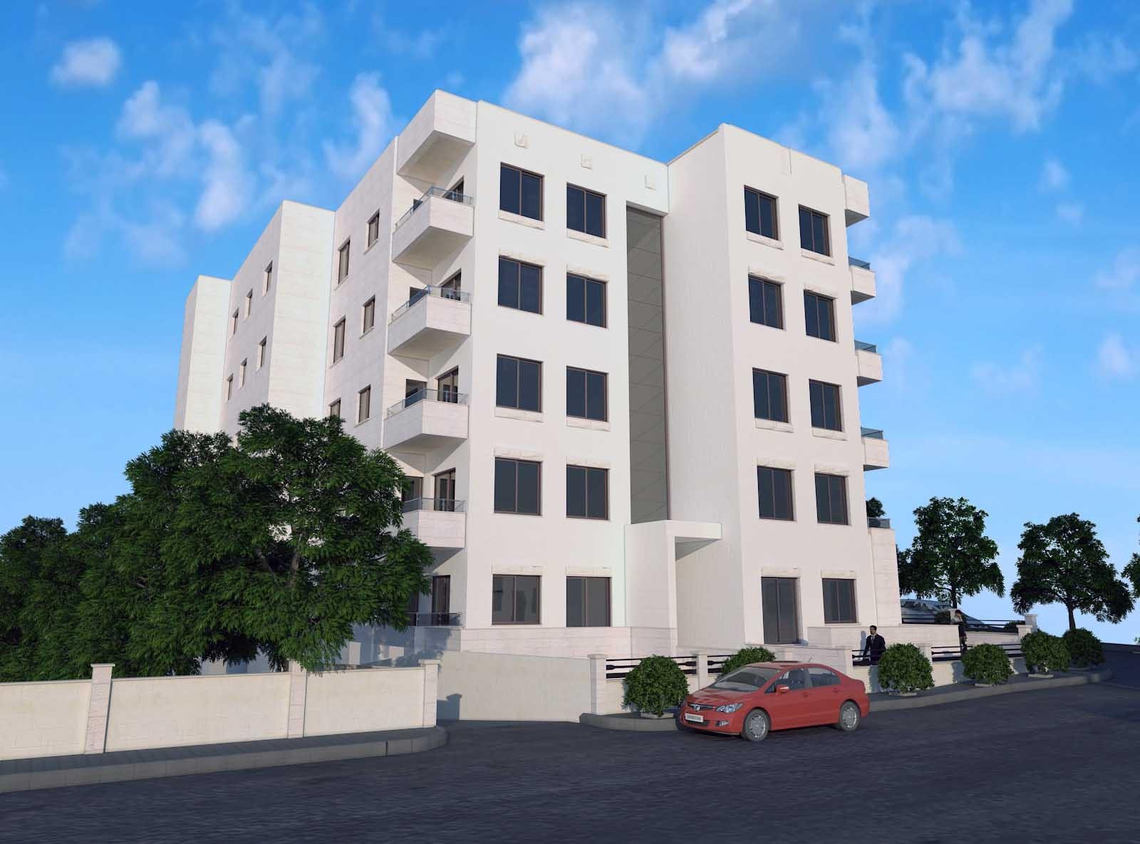 Rokhamia  Building - Jordan