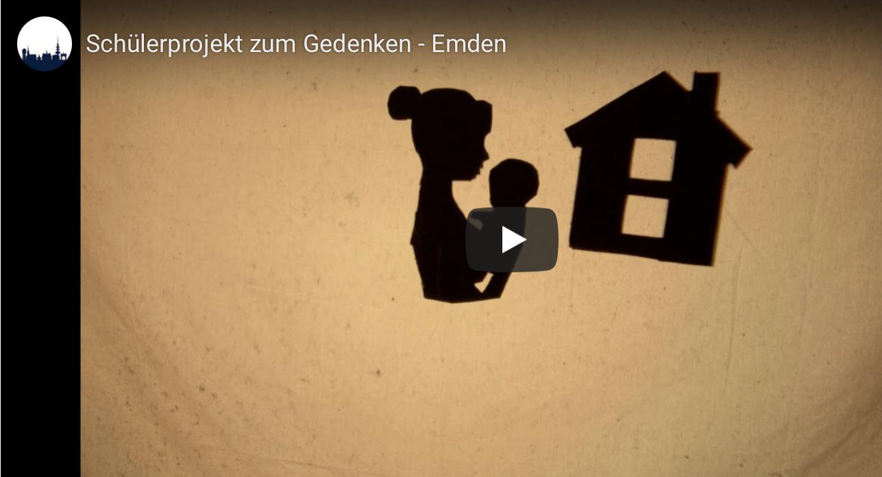 Oberbürgermeister Tim Kruithoff zum 76-jährigen Gedenken an die Opfer des Nationalsozialismus