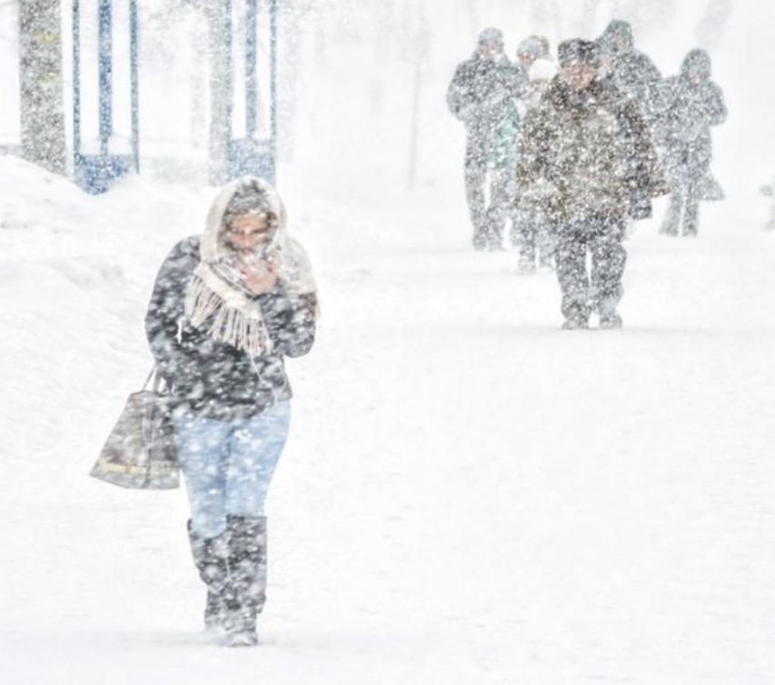 Kälte und Schneechaos - wird es Emden treffen?
