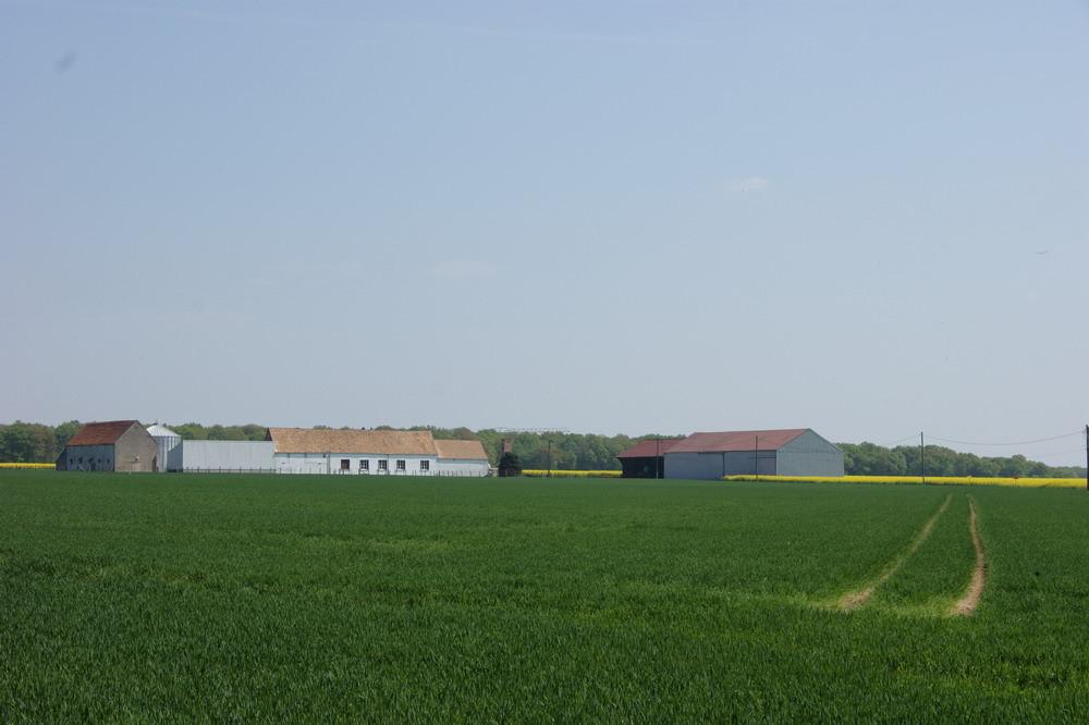 une ferme de Boulay-les-Troux
