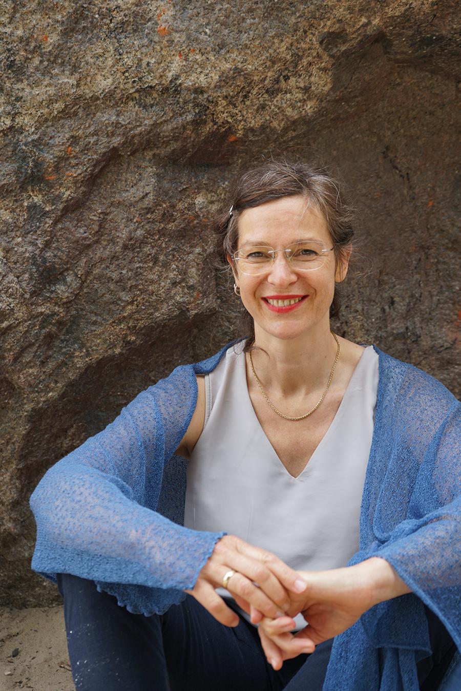 Was Gestalttherapie für mich bedeutet: Höre mich im Podcast von Renate Schmidt