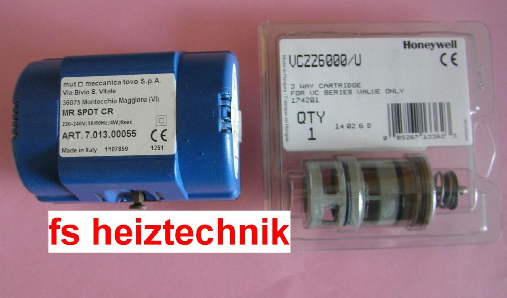 Honeywell VC8010-12, VC4012, actuator, Motuer VC 8010,VC 4012, VC ...