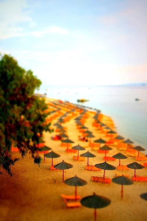 Strand - Ouranoupolis