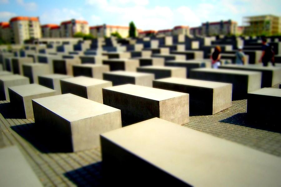 Juden Denkmal - Berlin