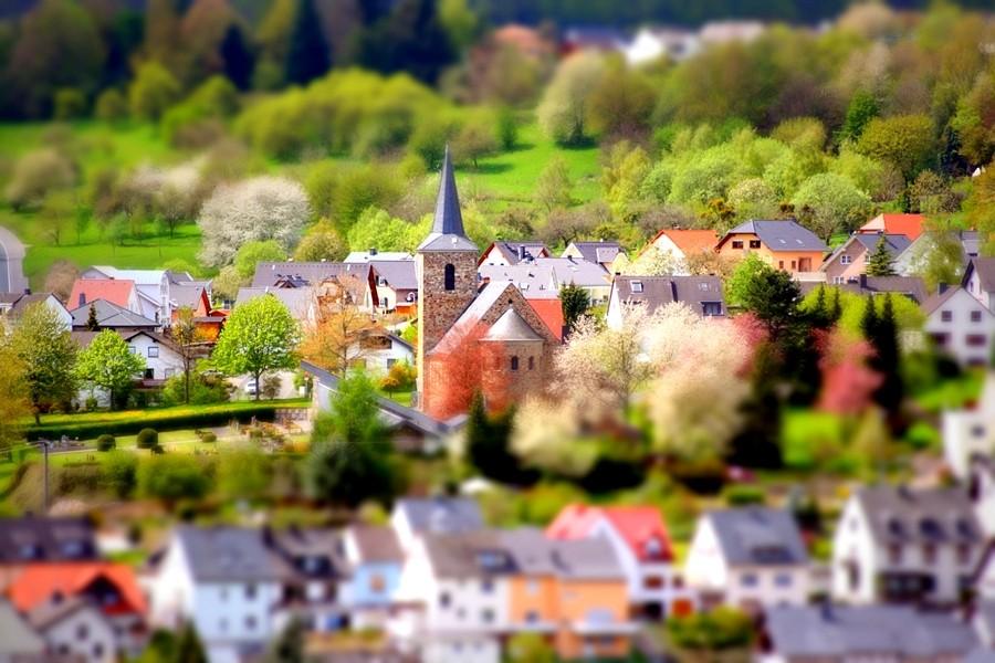 Kirche - Kadenbach