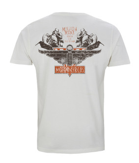 MotorCircus T-Shirt MissionManx