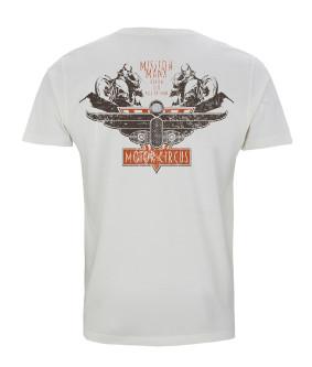 MotorCircus T-Shirt MissionManx