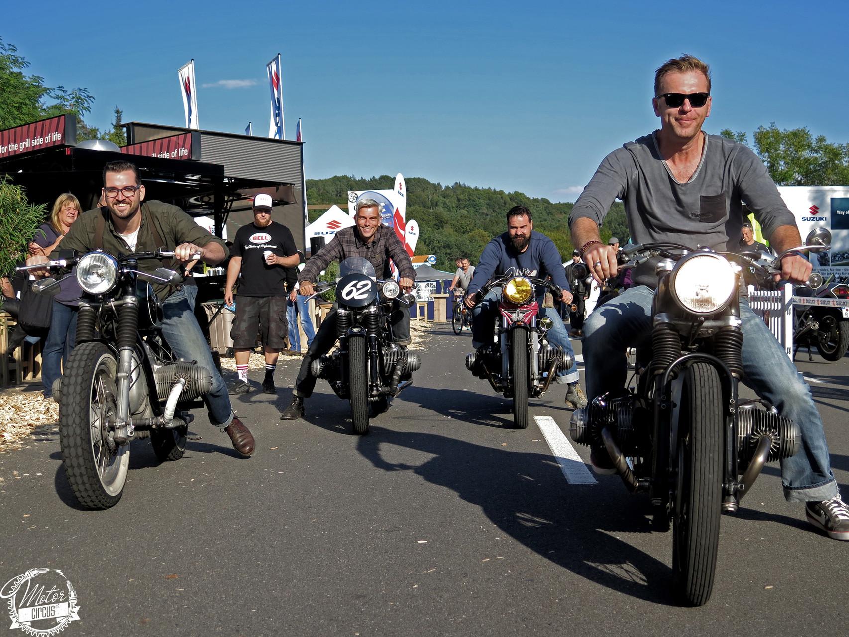 Motor Circus Glemseck