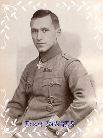 Ernst JÜNGER - Der vergessene Hannoveraner