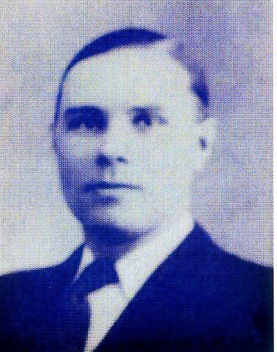 Comte Etienne de Moucheron de 1934 à 1938