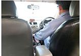 タクシー乗車の際にビデオ撮影