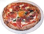 ザ・ばーるのピザ