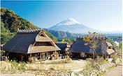 富士五湖観光連盟のHP画像