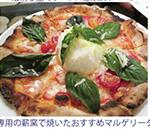 ばーるのピザ専用の焼き窯