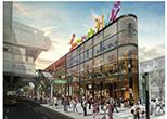 BTSプラカノン駅前に建設されるショッピングモール