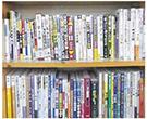キーブックスでは日本語の古本を取り扱う