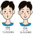 口の形が違うと通じないタイ語