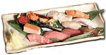寿司十番のおまかせ握り