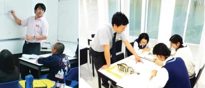 日本人生徒向けの学習塾