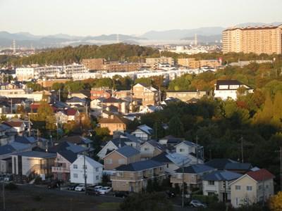 緑地・公園とマンション