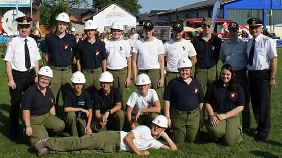 JUGENDBewerbsgruppe Autal/Nestelbach