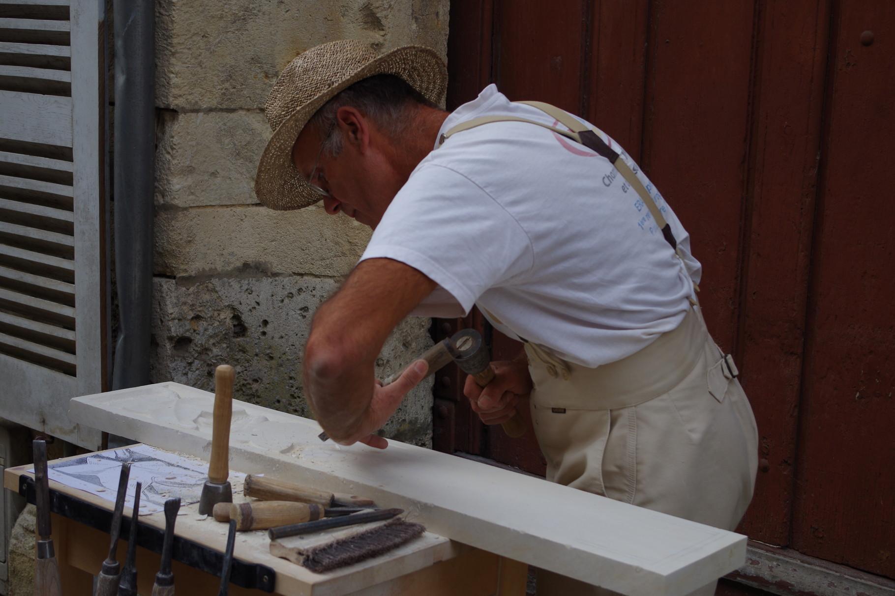 Septembre : Métiers d'art à Bellême